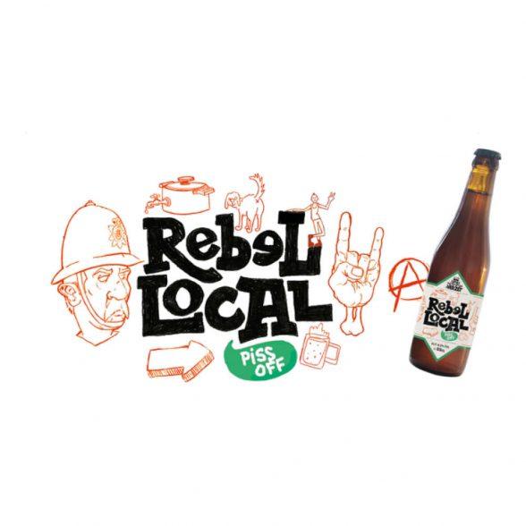 T'Verzet Rebel Local IPA
