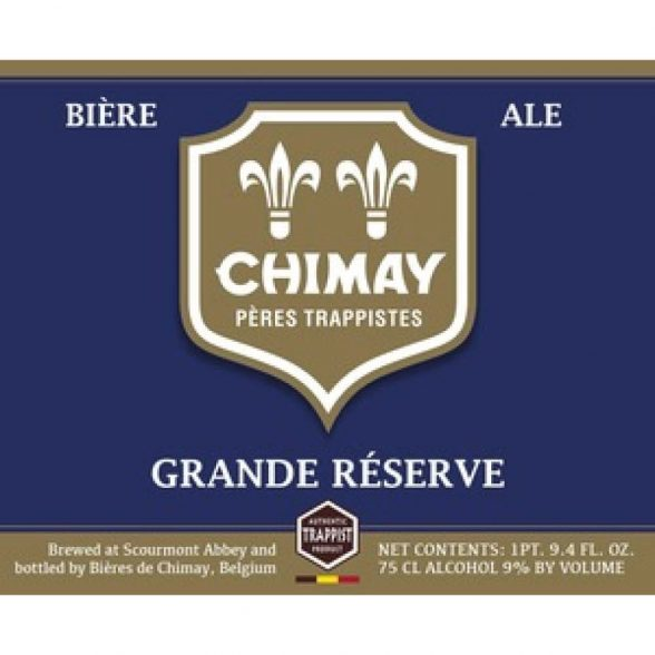 Chimay Blue (Trappist)