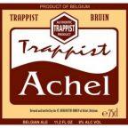 Achel Tripel Brun (Trappist)