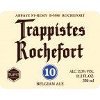 Rochefort 10 (Trappist)