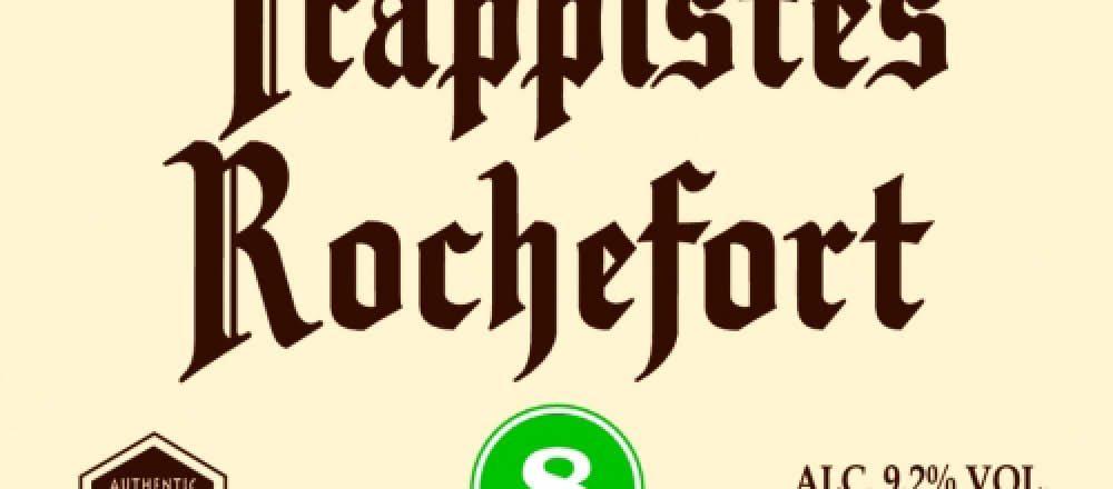 Rochefort 8 (Trappist)