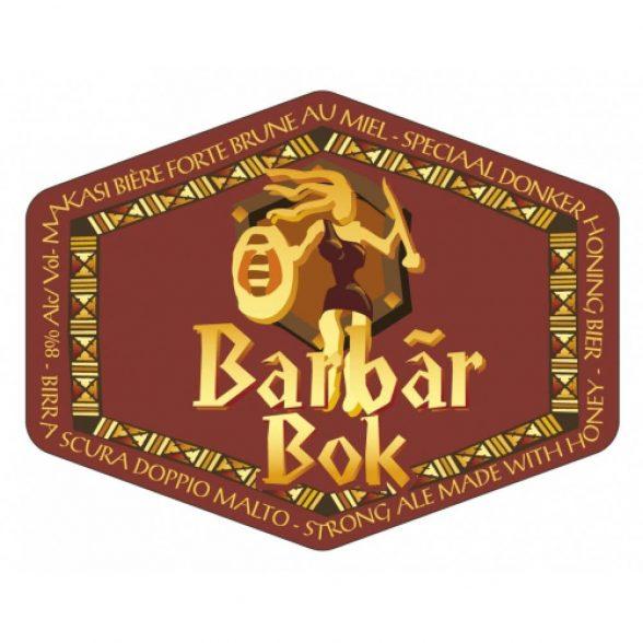 BarBar Bok Honey