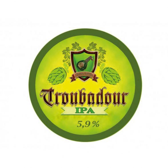 Troubadour IPA