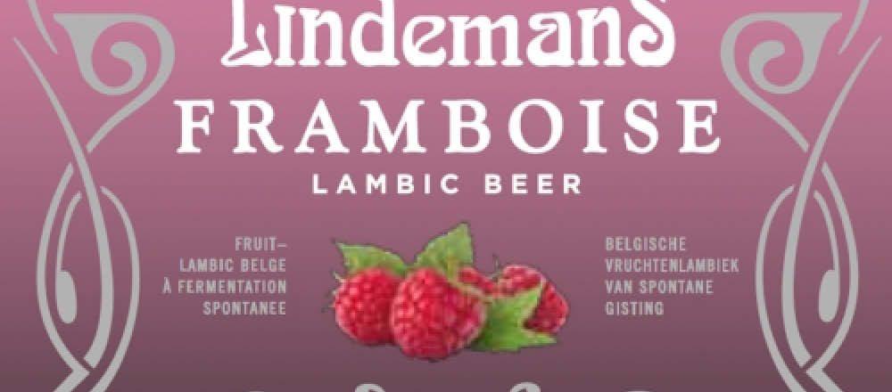 Lindemans Framboise (Raspberry) (Gueuze)