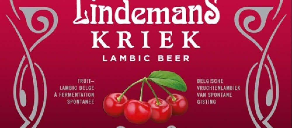 Lindemans Kriek (Cherry) (Gueuze)