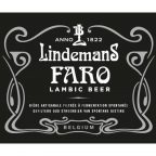 Lindemans Faro (Candy Sugar) (Gueuze)