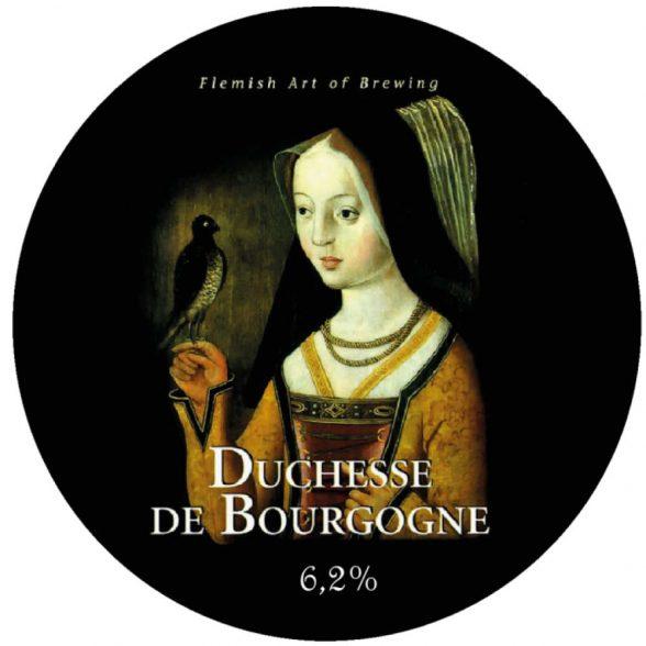 Duchess de Bourgogne (Red)